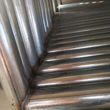 室內裝飾腳手架移動腳手架D-Z-1.7鍍鋅門型梯形腳手架圖片