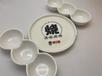 上海密胺餐具烤肉盤,燒江南烤肉盤批發,烤肉仿瓷餐具廠家定制