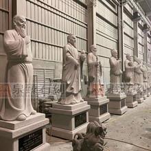 古代名醫石雕像醫學名人石雕廠家圖片
