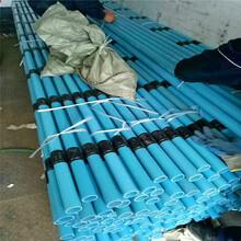 牡丹江4米袖閥管/橋梁樁基設備4米藍色管袖閥管圖片