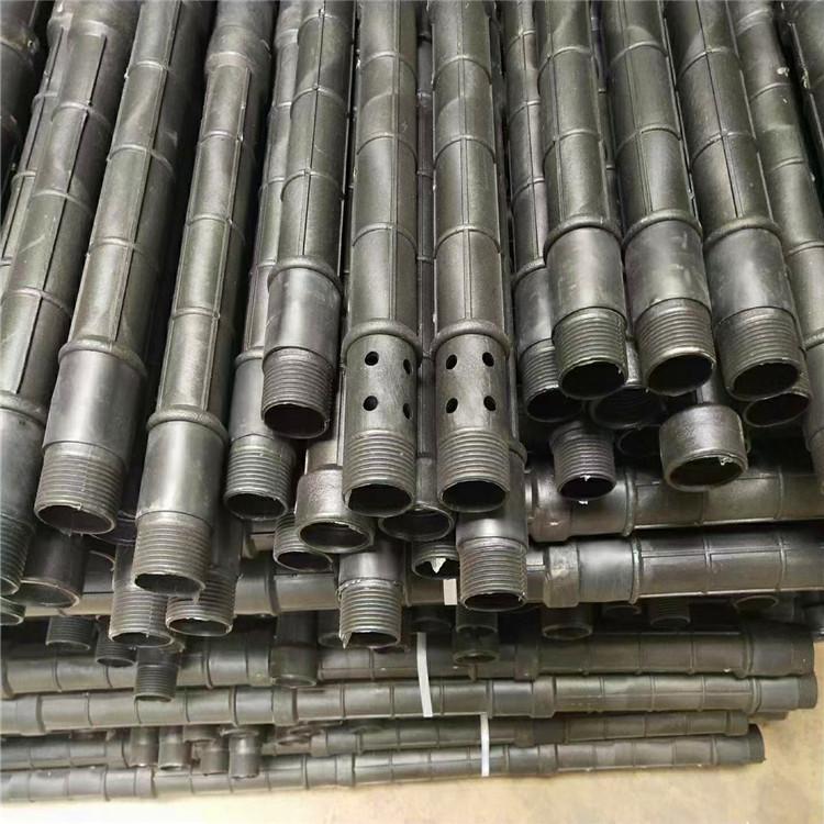 河源袖閥管注漿施工/袖閥管注漿鋼制袖閥管