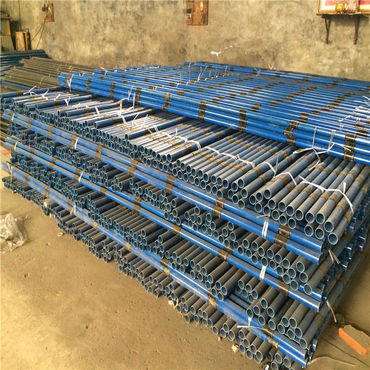 甘肅橋梁樁基加固4米藍色管袖閥管