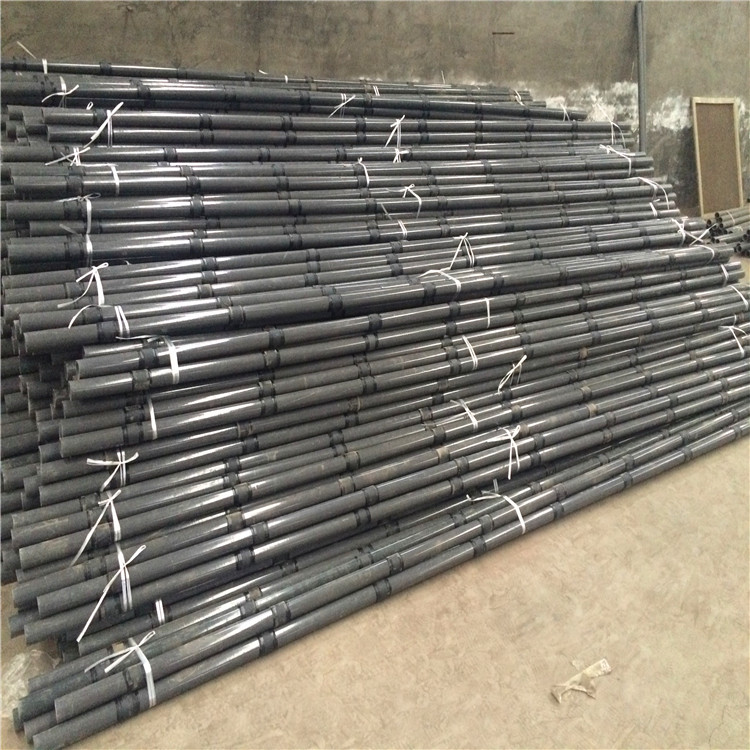 泉州袖閥管膨脹圈/高壓旋噴注漿藍色48管袖閥管