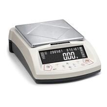 HZT-A1000電子天平廠家,1公斤實驗室天平價格,百分之一天平圖片