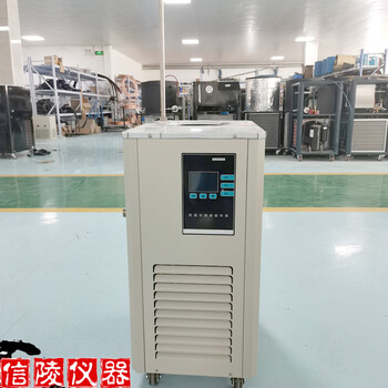 20升低温冷却机/DLSB-20/40低温冷却机/内外循环低温冷却泵