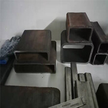 永州Q235B鍍鋅方管廠家,180×180×7.5方管/方矩管你想要的我都有圖片