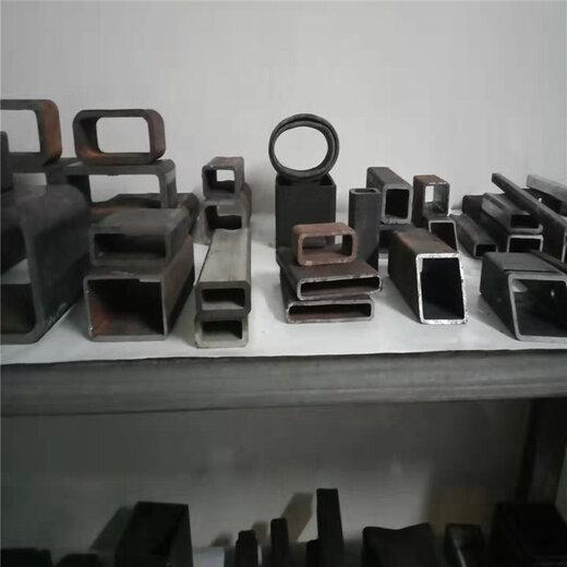 海北Q235B镀锌方管厂家,80×80×4方管/方矩管规格