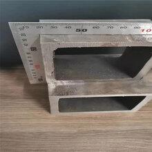 滨州镀锌带方管,30×60×4方管/方矩管一站式服务图片