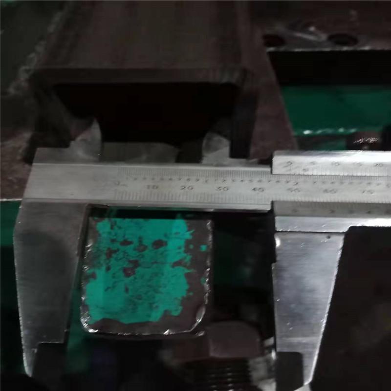 海北Q235B镀锌方管厂家,80×80×4方管/方矩管 规格