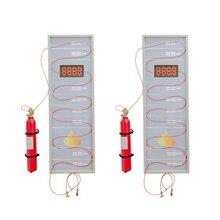 山東齊力消防氣體滅火系統探火管式七氟丙烷氣體滅火裝置充裝廠家圖片