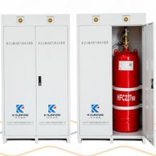 湖南齊力3C認證氣體滅火設備智能柜式七氟丙烷滅火裝置廠家圖片