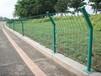 雙邊絲網菱形鋼板網框架網運動場圍欄網養殖柵欄圍欄網