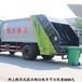 東風大多利卡3噸壓縮垃圾車風景區用的垃圾車廠家報價