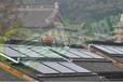 蘇州HM太陽能集中系統皇明太陽能熱水工程型號:64支1.8米集熱器