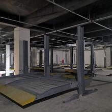 四川省涼山立體停車租賃兩柱機械停車設備價格萊貝機械式停車設備圖片