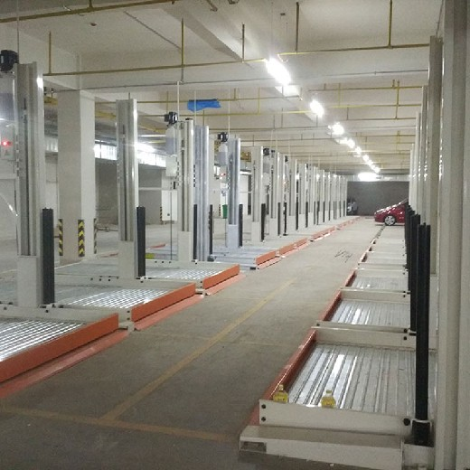 臨夏州廣河縣立體車位租賃兩層車庫租用萊貝機械式立體車庫改造