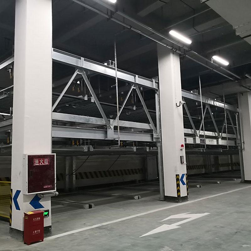 贵州立体车位租赁PPY机械式停车设备拆除莱贝立体停车设备收购