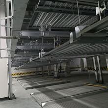 昆明宜良縣停車庫租賃垂直循環機械立體停車設備加工立體車庫停車圖片