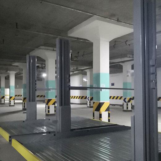 四川機械立體車庫改造射洪機械停車位倍萊簡易升降