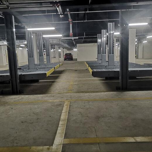 蘭州立體停車位二手新津機械車庫倍萊機械停車設備