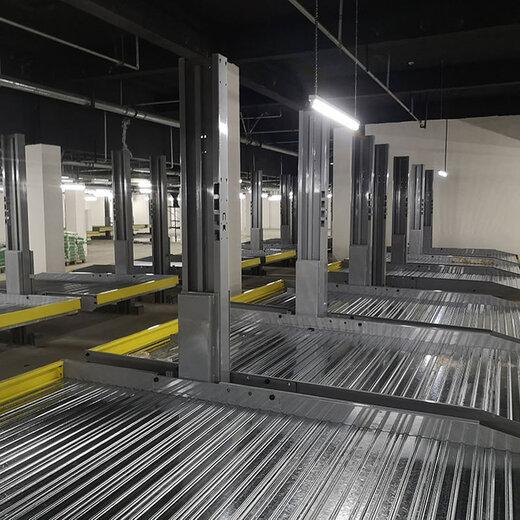 貴州機械式立體停車設備拆除敘永機械式停車倍萊機械立體停車設備