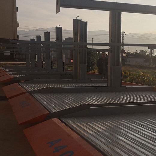 武勝2層立體車位二手巴南建立體車庫倍萊立體停車庫安裝