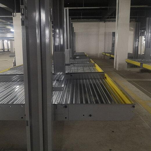 西安智能停車改造大關智能停車設備倍萊停車立體車庫