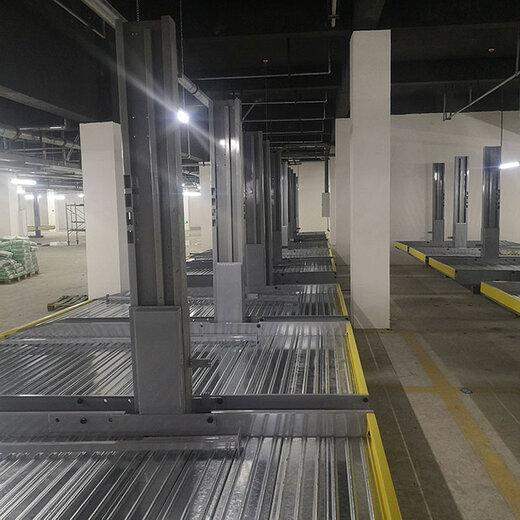 重慶停車立體車庫二手建水智能停車倍萊機械停車庫