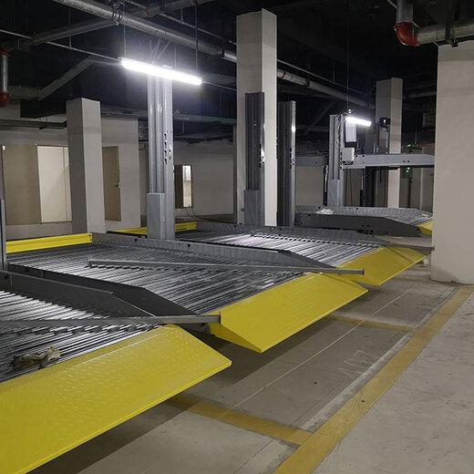 貴陽機械式立體車庫安裝雨城立體停車庫倍萊立體車庫停車設備