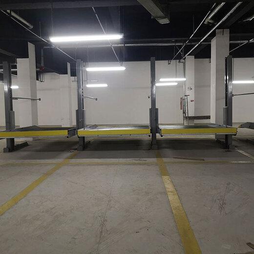 云南機械車庫安裝青川立體停車倍萊立體停車位