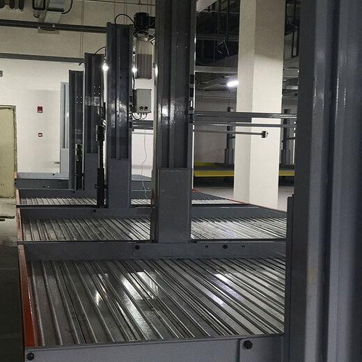 重慶停車立體車庫安裝合江智能停車倍萊機械停車庫