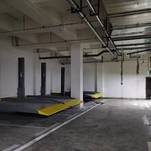 天水清水縣機械車位租賃四柱機械停車廠家萊貝機械式停車庫上門收圖片