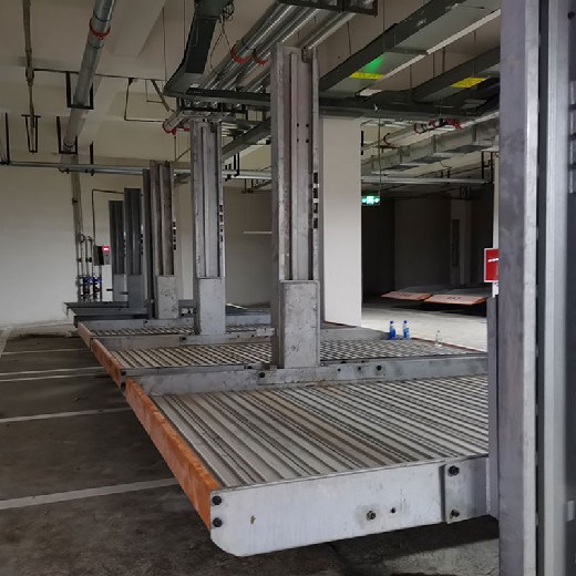 甘肅機械車位改造耿馬停車設備倍萊立體停車設備