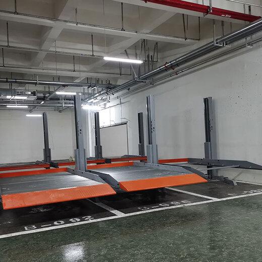 貴州機械停車場拆除大足機械停車設備倍萊智能車庫
