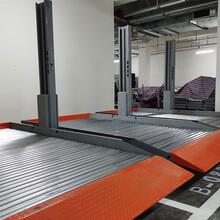 青神機械車位租賃全智能停車立體車庫生產萊貝機械立體停車設備回圖片