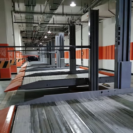 陜西機械式停車設備改造昆明智能車庫倍萊立體停車庫