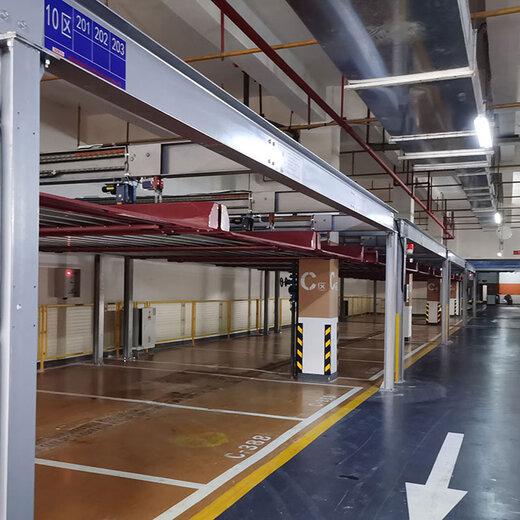 昆明東川立體車位租賃平面移動機械式停車設備租用機械立體車庫生
