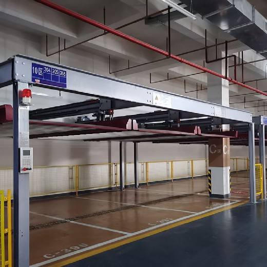 四川立體車庫設備拆除錦江立體車庫銷售倍萊機械立體車庫廠家