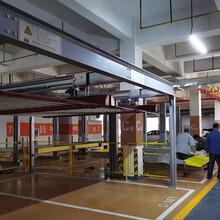 南充市高坪機械車位租賃PPY立體停車場生產萊貝機械車庫加工圖片