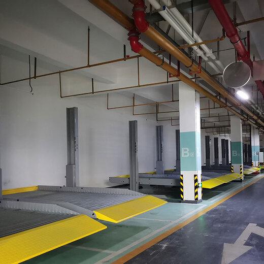 蘭州立體停車位拆除會東機械車庫倍萊機械停車設備
