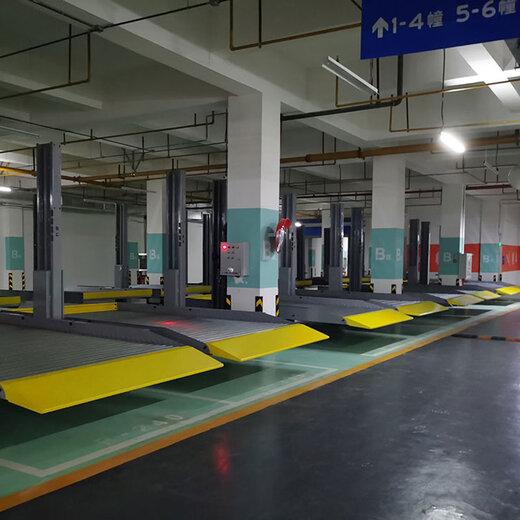 恩陽2層機械車庫租賃巫溪智能化停車倍萊停車立體車庫拆除
