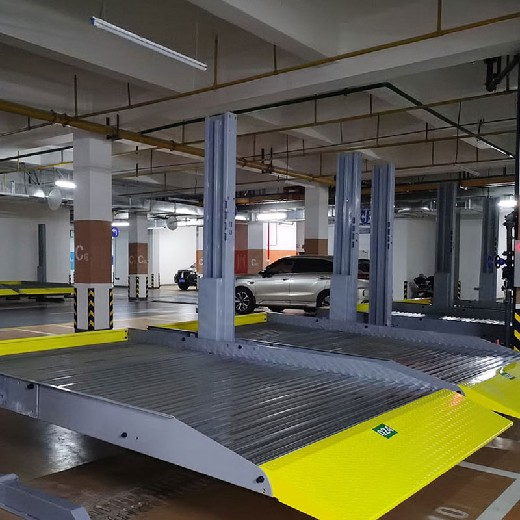 甘肅機械車位回收峨山停車設備倍萊立體停車設備