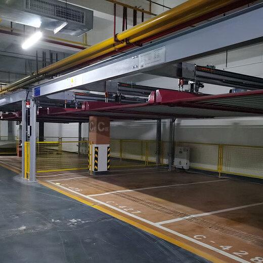 云南機械車庫拆除華寧立體停車倍萊立體停車位