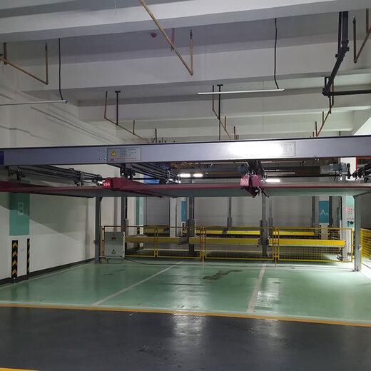 巫山縣機械車庫租賃簡易升降租用倍萊機械停車庫過規劃