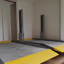 甘肅省肅南機械車位租賃三層機械停車設備生產萊貝機械式停車庫拆圖片