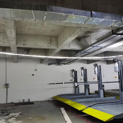 陜西機械停車位改造寧南機械停車倍萊機械立體車庫