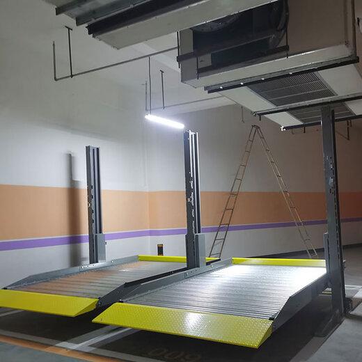 蘭州市皋蘭機械車庫租賃定做立體停車位倍萊機械停車位拆除