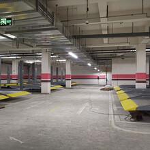 四川宣漢機械車位租賃簡易升降車位廠家萊貝立體停車過規劃圖片