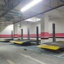 蒙自橫移立體車庫金沙梳齒交換式停車設備倍萊立體車庫停車設備出圖片