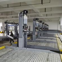 渭南市華陰機械車位租賃倉儲式機械立體停車設備拆除萊貝立體停車圖片